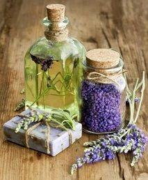 lavender soap & oil~ https://www.facebook.com/thesoulfuleclectic                                                                                                                                                      Mais