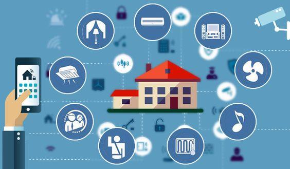 Smart Home IoT Adoption: Zeuge der Paradigmenverschiebung im Jahr 2017 http://bit.ly/2gB2FOf #Technology #IOTAdoption #MobileApps