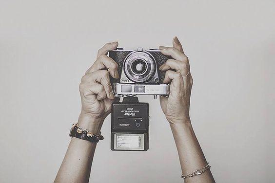 ¡Mi primera cámara!