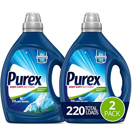 Amazon Subscribe And Save Deal Purex Liquid Laundry Detergent