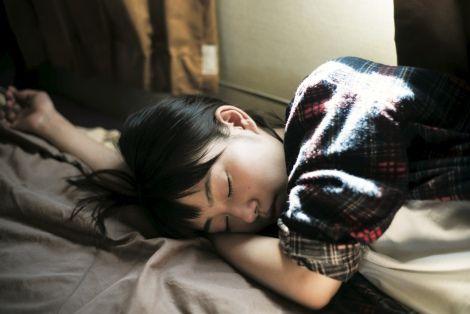 高畑充希の寝顔