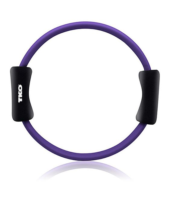 Look at this TKO Sports Group USA Limited Purple Pilates Ring on #zulily today!