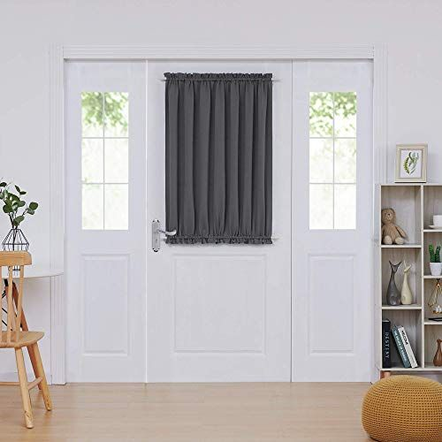 Door Window Curtains Add Breezy Ambiance To Your Home With Images