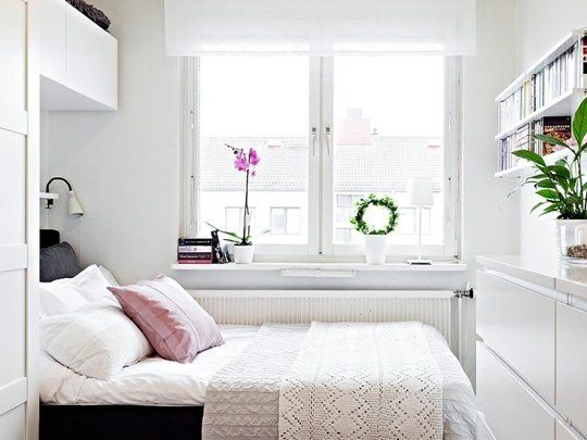 A Gallery of Inspiring Small Bedrooms