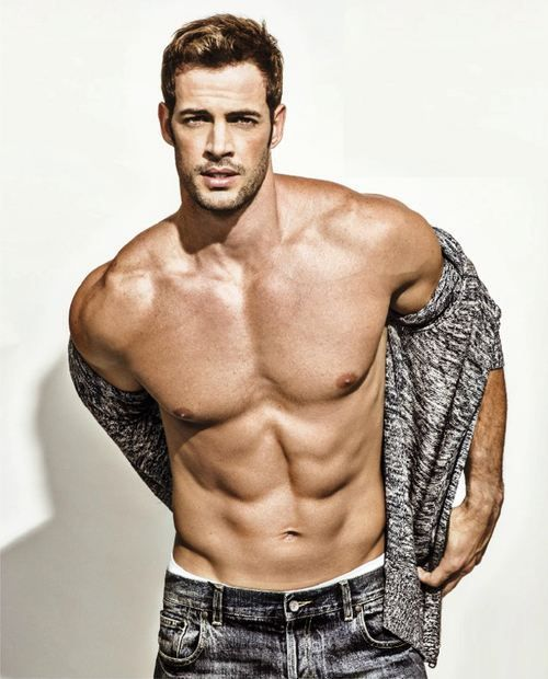 Holy Shirtless Friday....here, let me help you with that shirt....... ;)