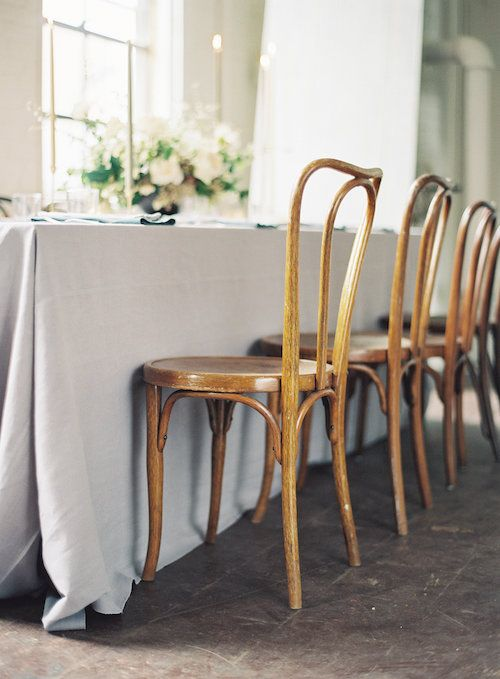 Mulberry Floral Inspiration With Wild Fleurette At Highpoint Moore Featured On Wedding Sparrow Bentwood Chairs Rental Furniture Easy Backdrops
