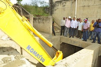 Director del INDRHI resalta importancia de trabajos en los sistemas de riego del Bajo Yuna | NOTICIAS AL TIEMPO