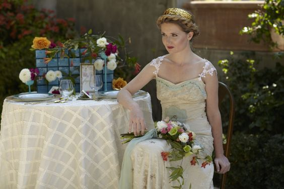 Runway to Reality with Claire Pettibone's Beau Monde Collection from Momental Designs