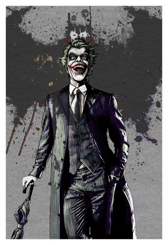 Infinity Comics — detective-comics: Joker |Craig Deakes: