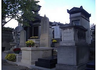 Père Lachaise in France