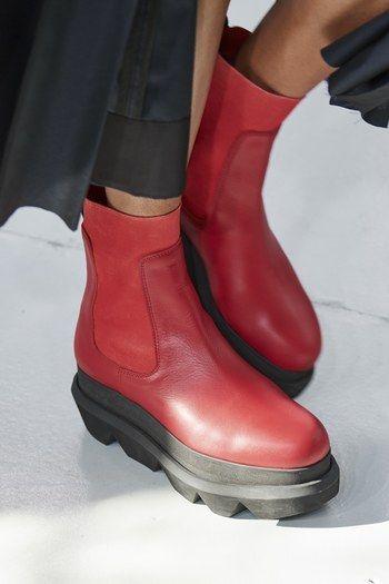 Fresh Fall Platform Shoes