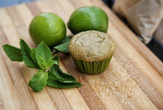 From #muffinmmmatters Cocktail Series: #Mojito #Muffin. Which do you prefer, virgin or not?