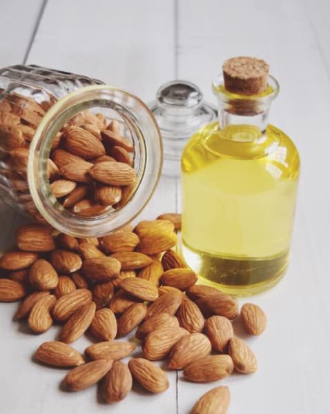 These Are The Healthiest Types Of Cooking Oil Because Not All Fats Are Created Equal Healthy Cooking Oils Almond Oil Uses Types Of Cooking Oil