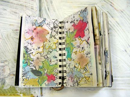 Seth Clark sketchbook #art