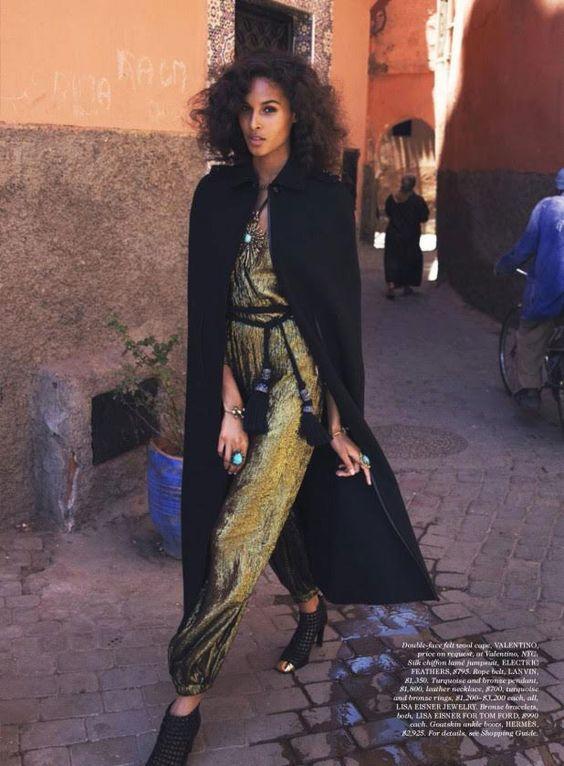 "Elle ""Road to Marrakech"""
