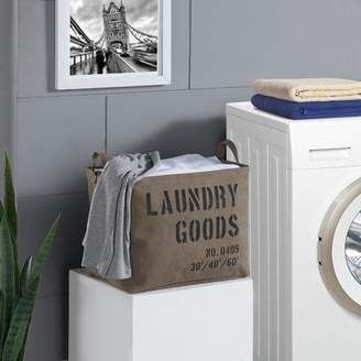 Shopstyle Wayfair Army Canvas Laundry Basket Laundry Basket