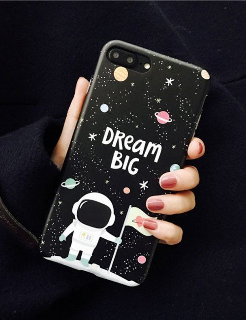 Buy Now Girl Dreams iPhone 7 Back Cover and Mobile Cases
