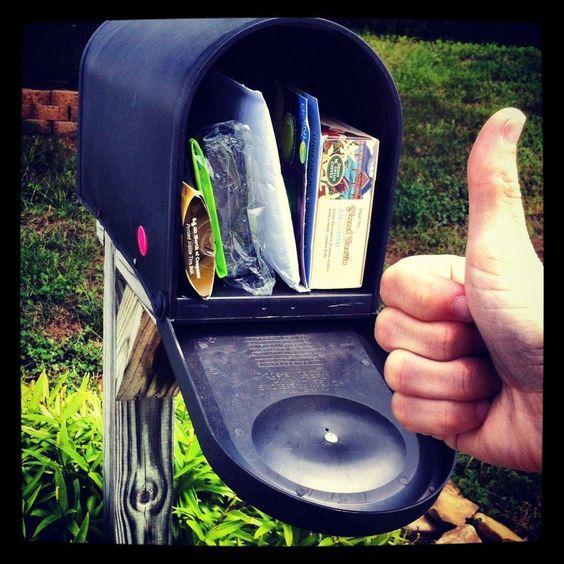 Free Samples Without Surves in Yo Mailbox