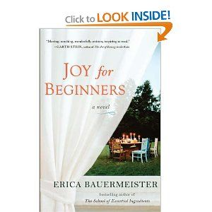 Joy For Beginners - a book filled with the tastes and smells of friendship, love, family, hope and home.