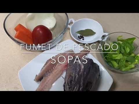 En La Cocina Fumet De Pescado Pescado Caldo De Pescado Recetas De Sopa