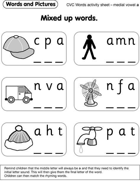 Activity Sheet 'a' Phonics Kindergarten, English Lessons For Kids,  English Worksheets For Kindergarten