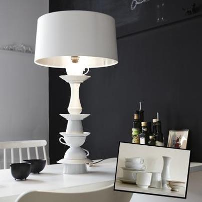 Tolle Lampe für die Essecke?!   Anleitung auf facebook