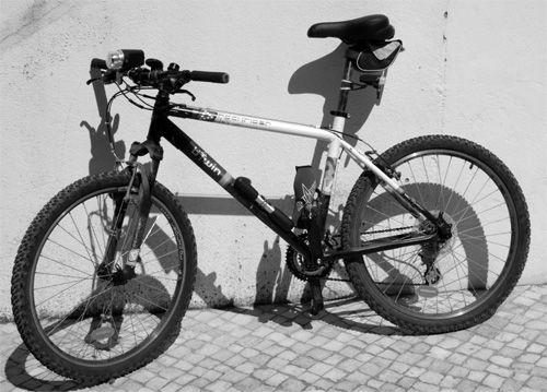 my bike...  :)