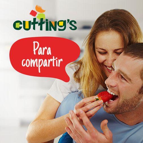 No sólo se comparte en #Facebook.#Cuttings #Compartir #SlicesOfLife #Fruta
