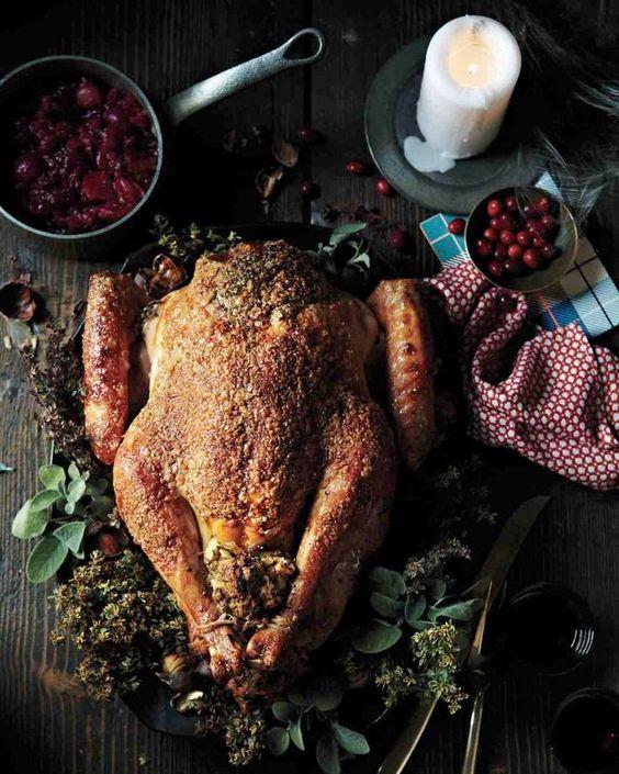 El sabor del otoño al más puro estilo Thanksgiving Day | Decorar tu casa es facilisimo.com