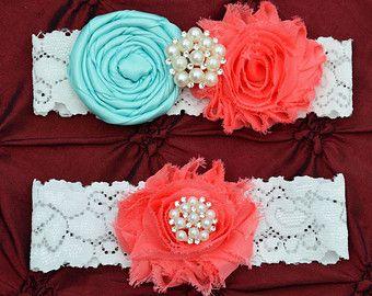 #garter #wedding #coral #love #bride #sposa #matrimonio #corallo #flowers #fiori