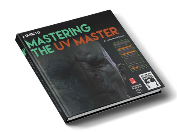 I created this guide to give you a broader understanding of what the UV Master can do for you as well as providing you with a simple workflow within ZBrush.