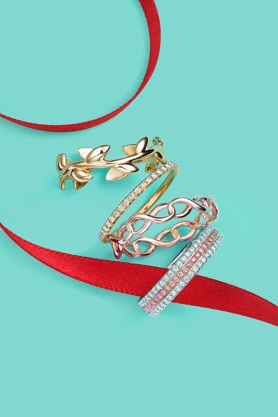 Explore Tiffany Infinity Rings Cheap Tiffany Jewelry