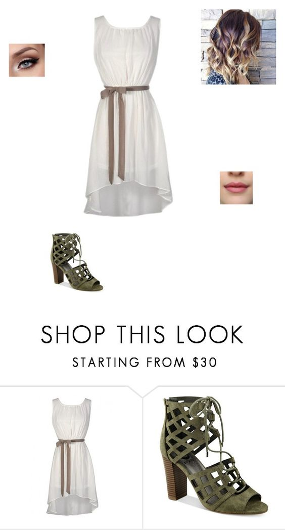 """Meeting Dan"" by maryvarleyrox ❤ liked on Polyvore featuring G by Guess"