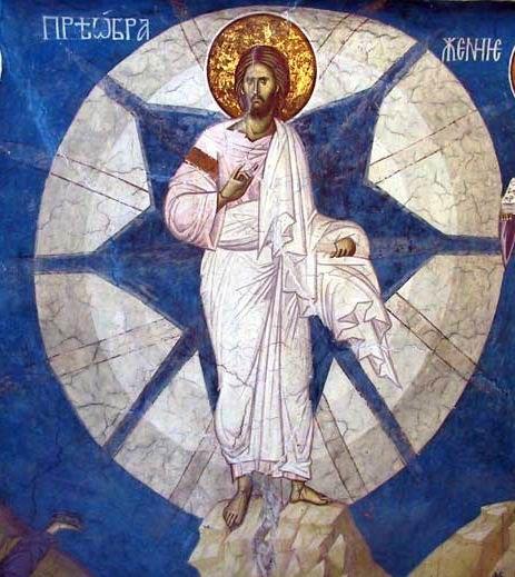 Arte Sacra - Via Pulchritudinis para o Infinito: Transfiguração de Jesus- Transfiguration of Jesus: