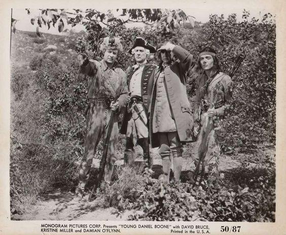 Young Daniel Boone - 1950 - Reginald Le Borg