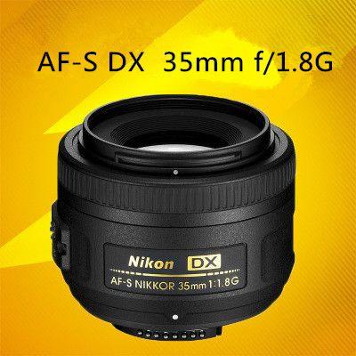 Nikon 35 1 8 G Lenses Dslr Af S Nikkor 35mm F 1 8g Dx Lens Lente For D3200 D3300 D3400 D5300 D5500 D5200 D90 D7100 D7200 D500 Storecharger Nikon 35mm Nikon Dx Nikon