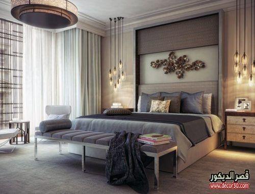 تصاميم غرف نوم فخمه Master Bedroom Design Bedroom Design Bedroom Interior