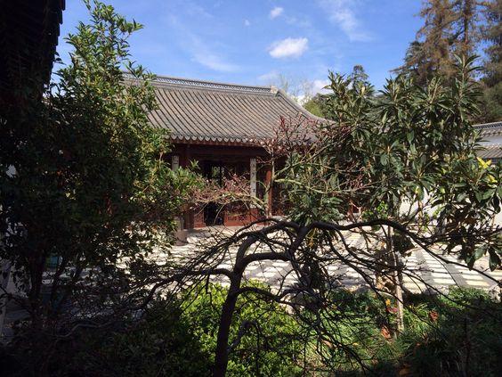 Chinese Garden Huntington