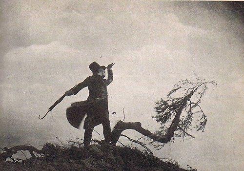 Still from Der Student von Prague (1926), directed by Henrik Galeen: