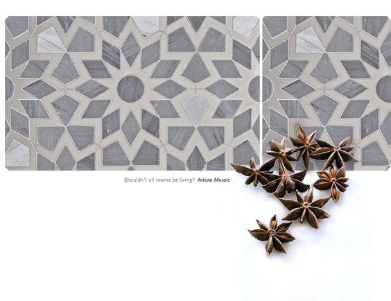 Ann Sacks - gorgeous tile showroom in SF