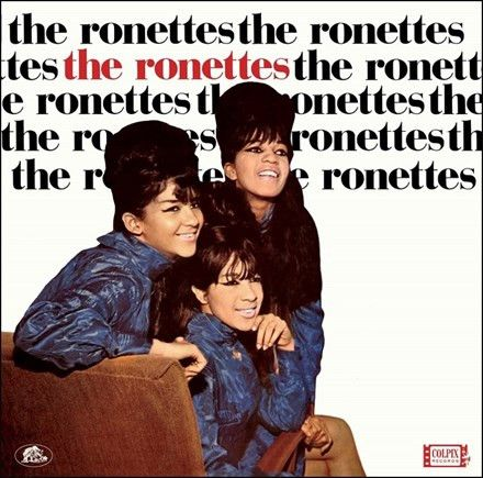 The Ronettes - The Ronettes Featuring Veronica 180g Vinyl LP August 12 2016