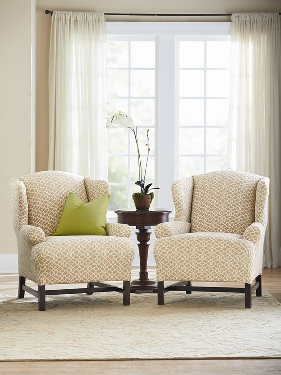 Freebie Friday: Freshen Up Your Home With Free Slipcovers (http://blog.hgtv.com/design/2014/04/18/freebie-friday-freshen-up-your-home-with-free-slipcovers/?soc=pinterest): Small Sitting Room Ideas, Living Room Set Up Ideas, House Ideas, Decorating Ideas, Free Slipcovers, Gift Cards, Fit Slipcovers, Sitting Area Ideas