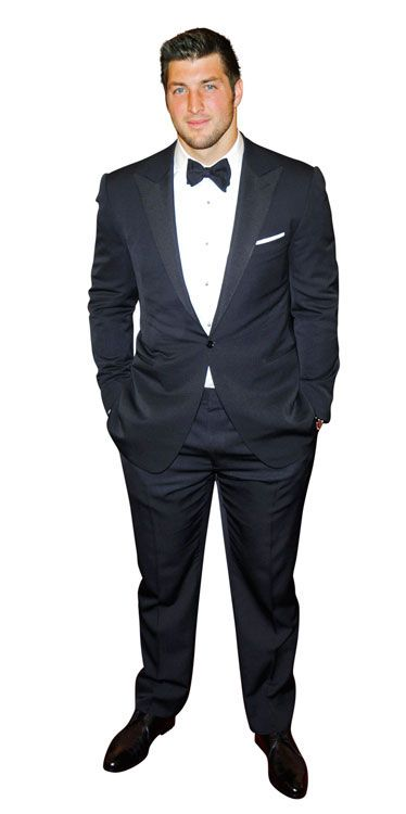 Best Dressed NFL Players - Best Dressed Football Players 2012 - Esquire