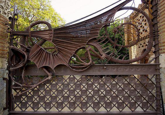 Gaudi...gate