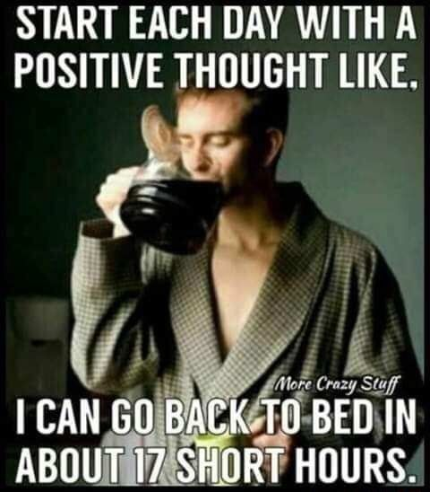 Start Each Day With A Positive Thought Like Ifunny In 2021 Seriously Funny Memes Sarcastic Funny Quotes