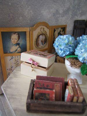 """make mine mini: """"Boutique d'antiquités et brocante"""""""