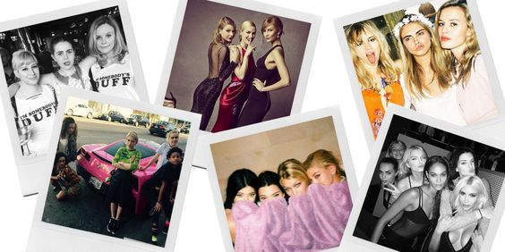 So just what are the coolest celeb girl squads in Hollywood? We break down each group and who's part of them.