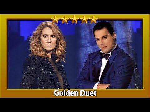 Freddie Mercury Celine Dion The Show Must Go On Live Golden Duet Youtube Freddie Mercury Celine Dion Duet