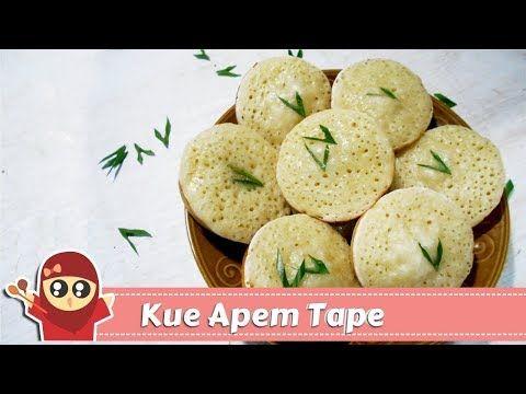 Resep Apem Tape Enak Youtube Resep Gula