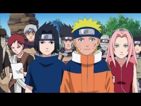 ناروتو اختبر التشونان الجزء الأول ناروتو من الحلقة 21 إلى 28 كاملة مدبلج In 2020 Naruto Episodes Anime Naruto Naruto